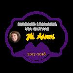 Jill Adams Badge