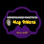 Meg Frideres Badge
