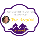 Deb Haywood Badge