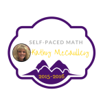 Kathy McCaulley Badge