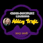 Ashley Brogie Badge