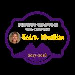 Kedra Hamilton Badge
