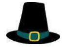 Image of a Pilgrim Hat